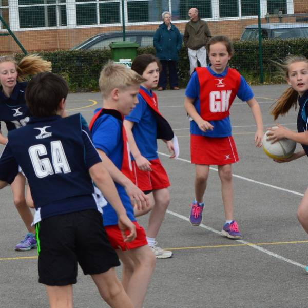 East Cornwall High 5 Netball Results