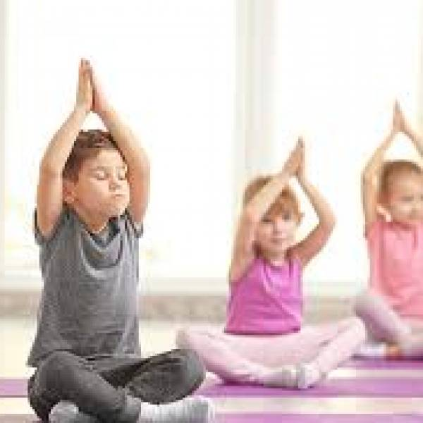 Healthy Hearts - KS1 Yoga Lesson 1