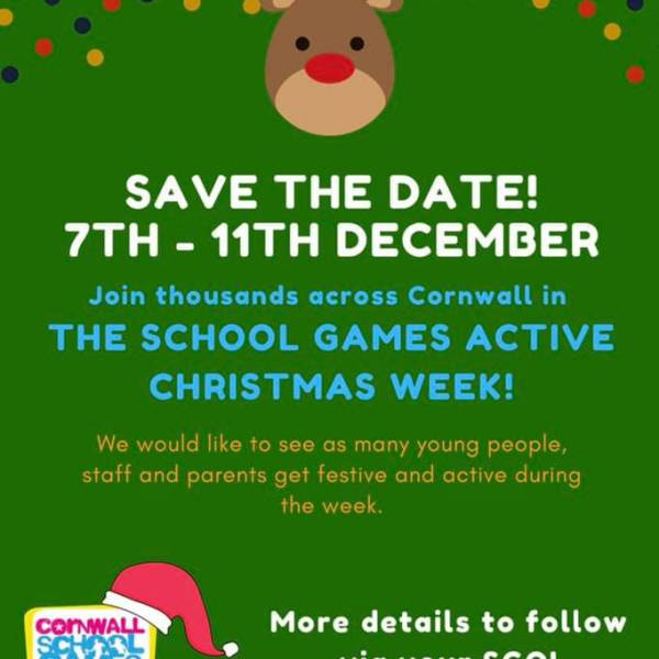 Active Christmas Week!